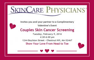 Free Skin Cancer Screening Invitation