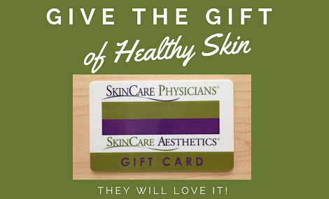 Get a SkinCare Physicians gift card