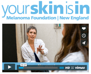 Your Skin Is In video featuring Dr. Robin Travers