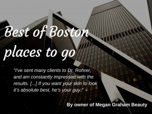 Best of Boston places to go
