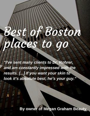 Megan Graham's Best of Boston places to go