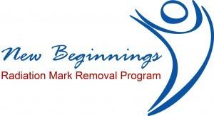 New Beginnings Radiation Mark Removal Program Logo