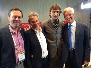 Dr. Dover with Jean Michel Mazer , Hugues Cartier, Hans Laubach