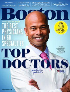 Boston Magazine Top Docs Issue