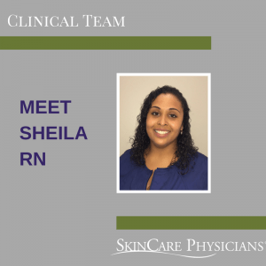 SkinCare Physicians RN Sheila