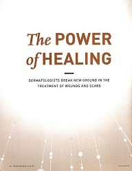 The Power of Healing's article cover