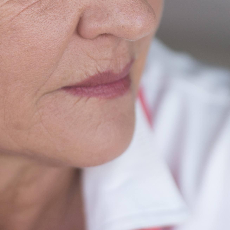 Lip rejuvenation treatment