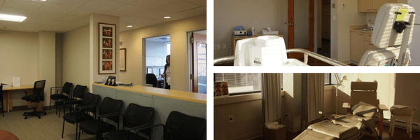 Photos of SkinCare Physicians' new Research Department