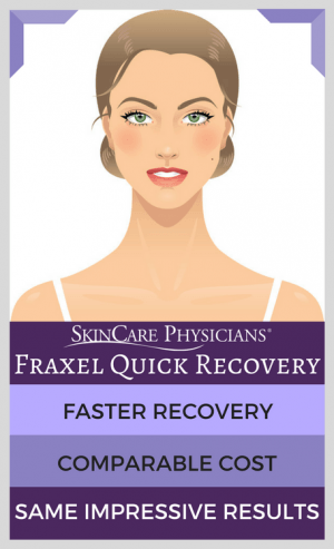 Benefits of Fraxel Quick Recovery