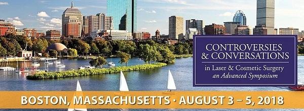 Controversies Symposium Aug 3-5, 2018 in Boston MA
