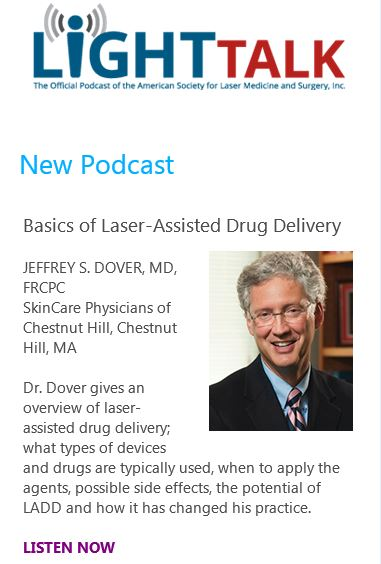 Dr Dover podcast on Light Talk