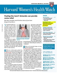Harvard Women Health Watch - April 2019 issue