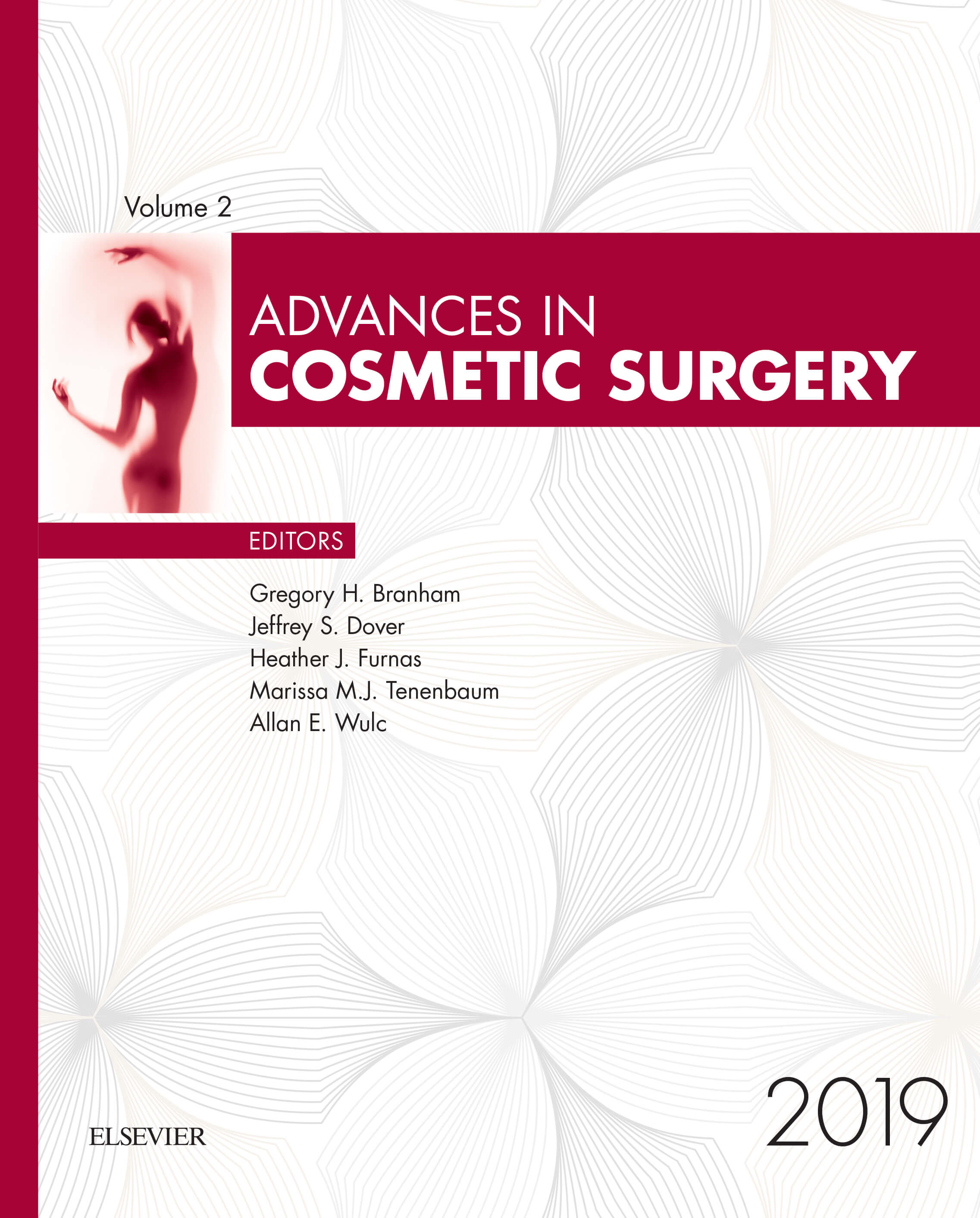 Front cover of Advances in Aesthetic Surgery, volume 2 book