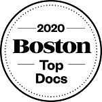 2020 Boston Top Docs logo