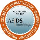 Fellowship accredited by the ASDS