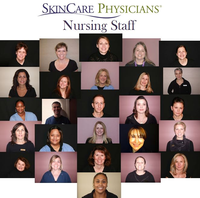 Nursing Staff at SkinCare Physicians Boston
