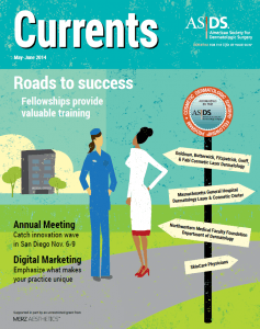 Currents Magazine Cover - May-June 2014 issue
