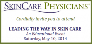 Invitation to Leading the Way in Skin Care