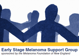 Early state melanoma support group